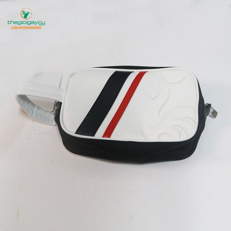 Túi golf cầm tay TaylorMade trắng