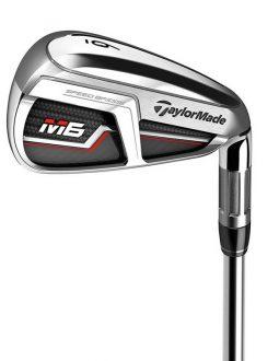 Bộ gậy golf TAYLORMADE M6 STEEL (5-9,P,S) KBS Iron