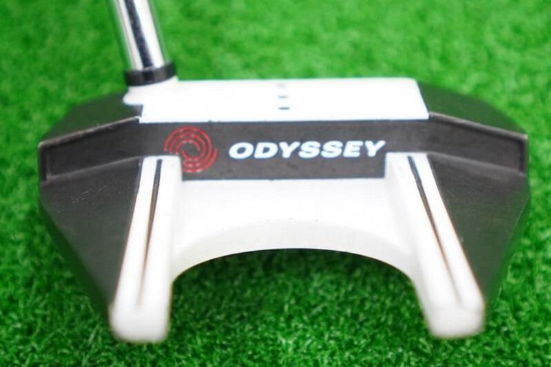 Gậy golf putter cũ Odyssey white/matte black