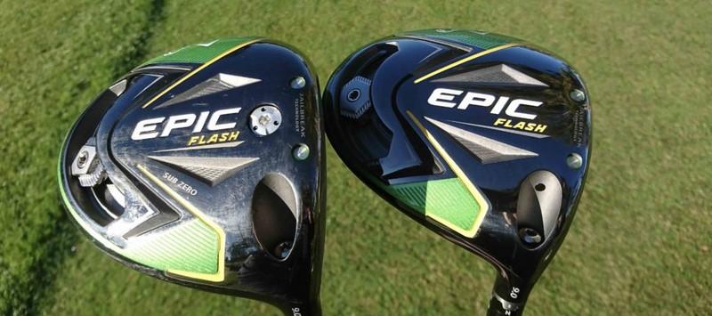 Mẫu gậy golf Callaway Epic Flash Driver