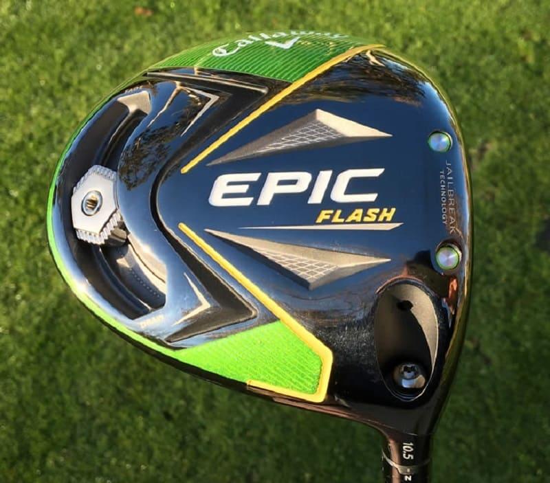 Gậy Golf Callaway Epic Flash luôn là lựa chọn của các golfer