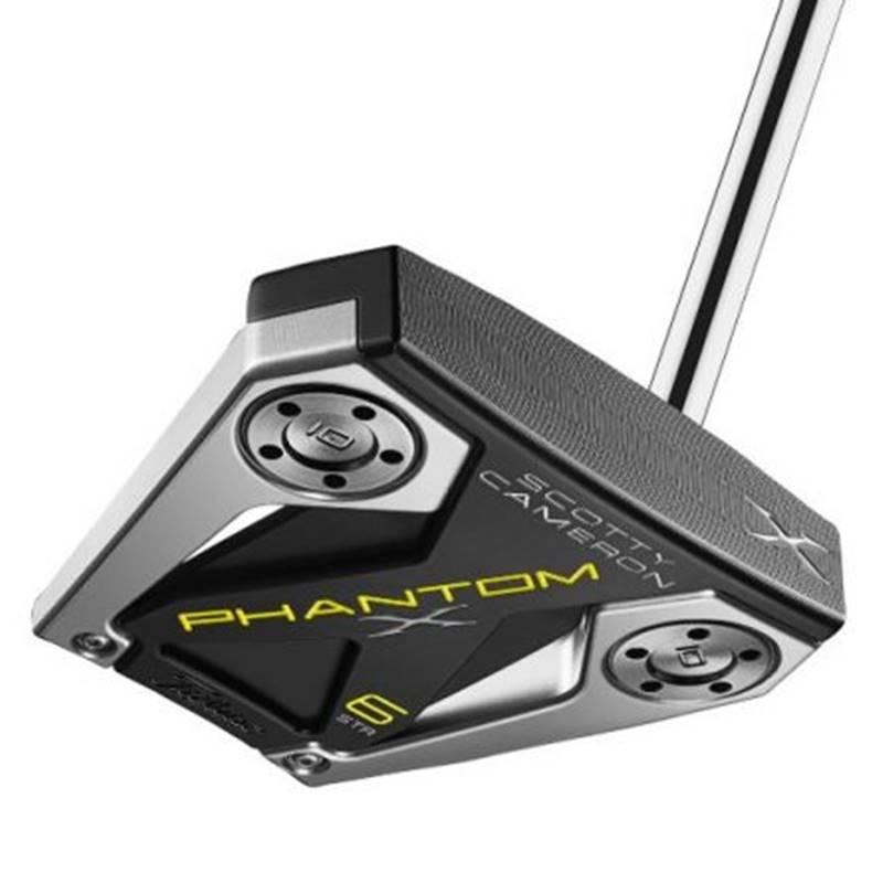 Gậy Golf Titleist Phantom X6s thực sự là sự kết hợp hoàn hảo của thiết kế dạng khối đối xứng, thuôn trải dài về phía sau