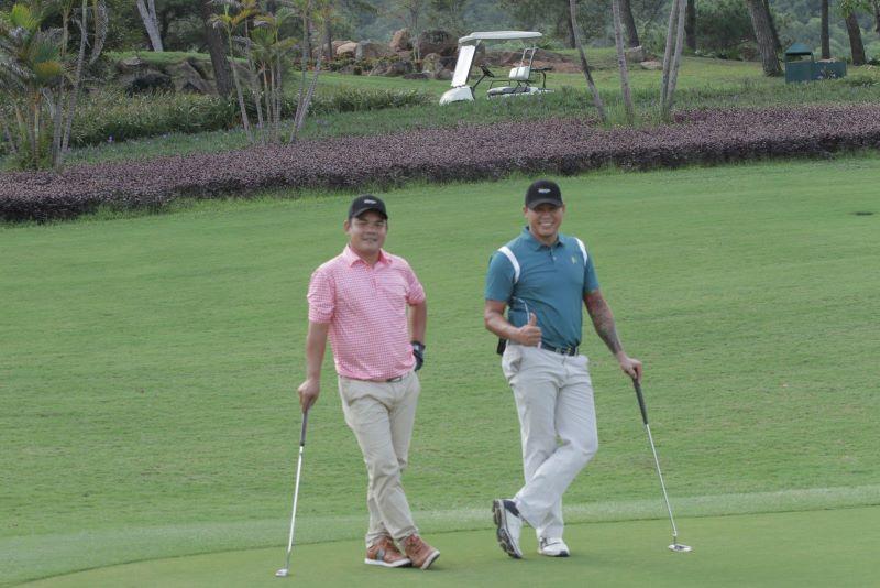 Các golfer đều đánh giá rất cao về tính năng truyền bóng của Kenichi Victory.G Men