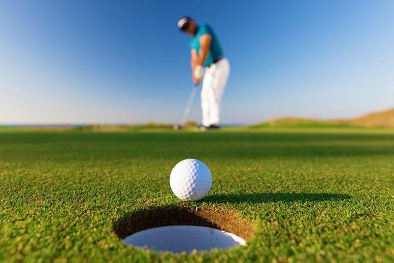 """Ở nước Anh, các golfer thường gọi Albatross là """"cú đúp"""""""