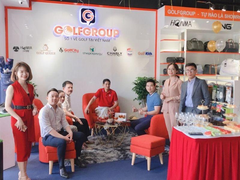 Golfgroup đã khoác lên mình màu cam rực rỡ đồng thời thực hiện nhiều hoạt động sôi nổi và ý nghĩa