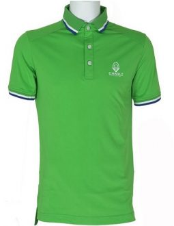 Áo golf Charly Act-Cooling Ribbed Polo