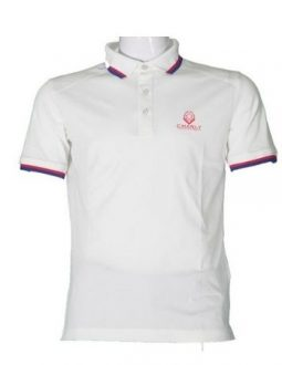 Áo golf Charly Active Cooling Ribbed Polo