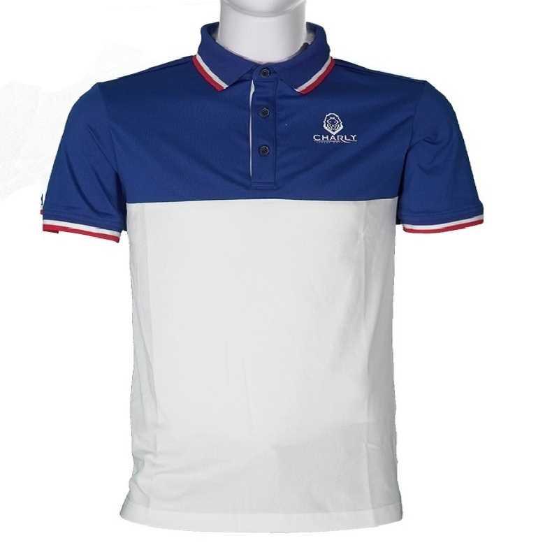Hình ảnh áo golf Charly Active Cooling Polo