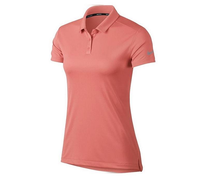 Hình ảnh áo golf thương hiệu Nike dành cho nữ giới