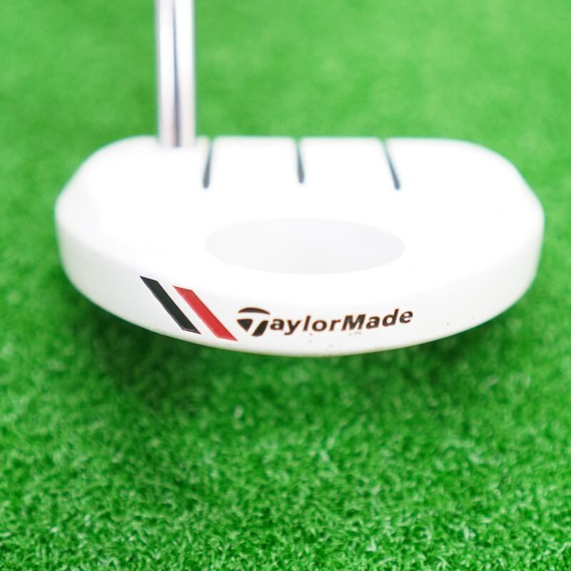 Gậy Putter Taylormade Ghost Tour Corza White cũ