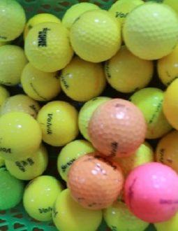 Bộ bóng golf cũ nhiều thương hiệu