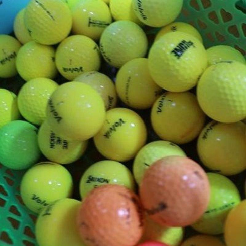 Bóng golf cũ phải tìm được địa chỉ uy tín để đảm bảo chất lượng