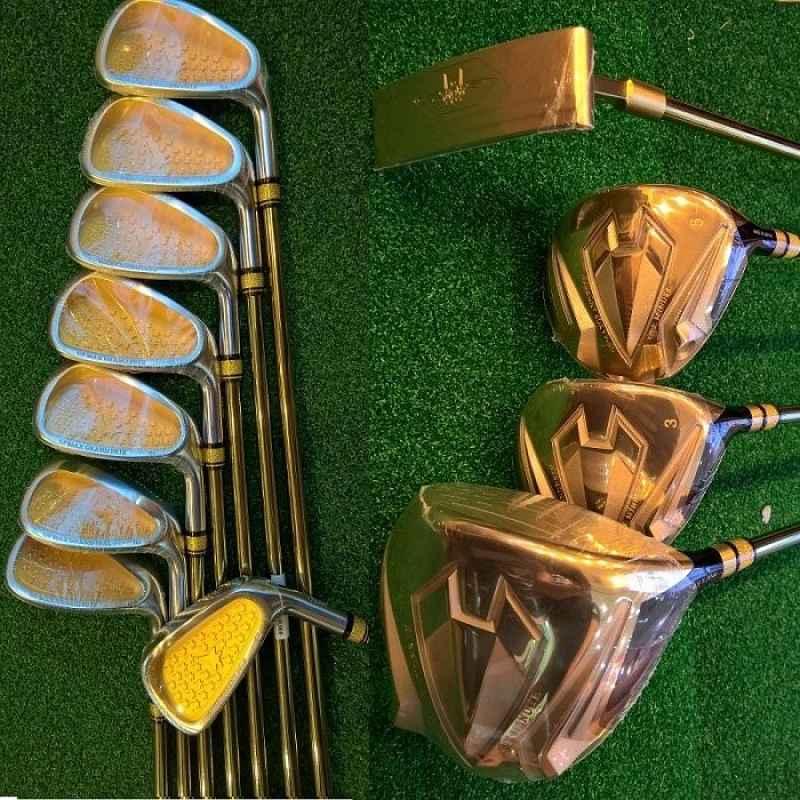 Bộ gậy golf Grand Prix trợ lực tốt