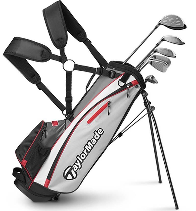 Bộ gậy golf trẻ emTaylormade Phenom K50 9-12 tuổi được thiết kế dành cho trẻ mới tập chơi golf