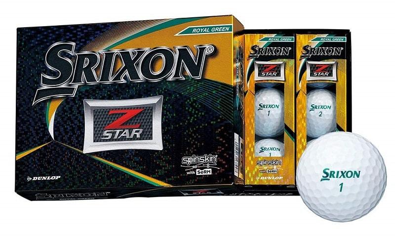 Bóng chơi golf Dunlop Srixon Z-Star