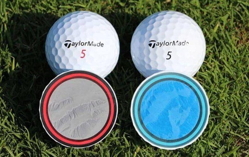 Bóng golf có 3 loại có thiết kế và chất lượng khác nhau