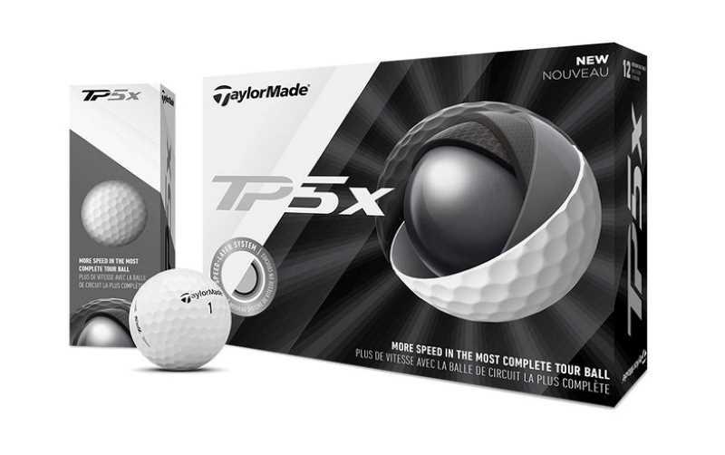 Hình ảnh Bóng Golf Taylormade TP5X TM19 TP5X GLB dz