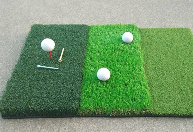 Việc lựa chọn thảm tập golf tại nhà cực kỳ quan trọng