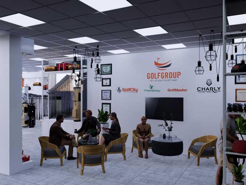 Golfgroup là một trong các cửa hàng golf tại Hà Nội và TPHCM uy tín
