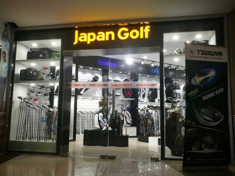 Japan Golf là địa chỉ hàng đầu trên thị trường