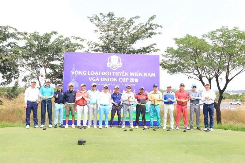 VGA Union Cup là giải đấu có sự tham gia của các tay golf hai miền Nam và Bắc