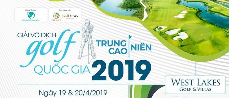 Vietnam Senior Championship 2019 cũng là một trong những giải đấu quốc gia của hiệp hội golf Việt Nam dành cho golfer có quốc tịch Việt Nam