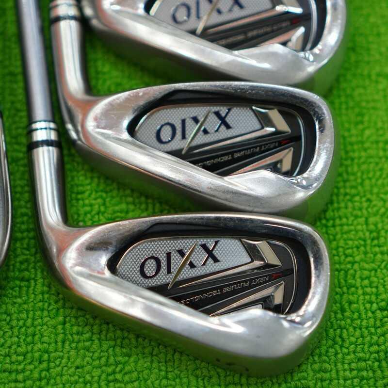 Bộ gậy golf XXIO MP700 được đánh giá là top các mẫu gậy golf cũ của Nhật tốt nhất hiện nay