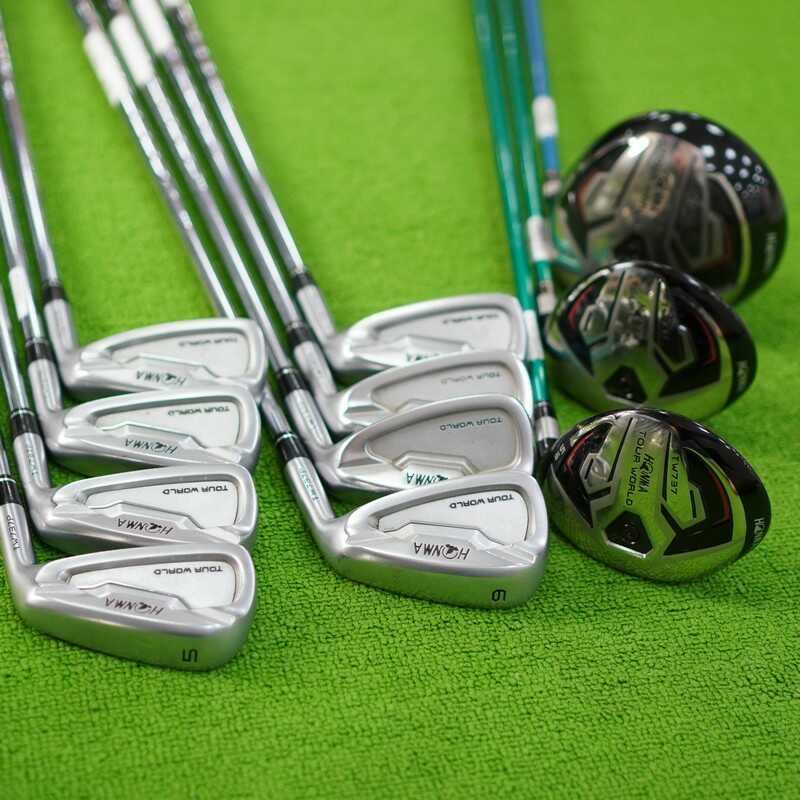 Dòng gậy golf Nhật Honma TW737 có thể hỗ trợ các golfer sẽ tạo nên những cú đánh hoàn hảo