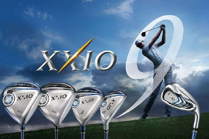 XXIO - Một trong các thương hiệu gậy golf Nhật Bản tốt nhất