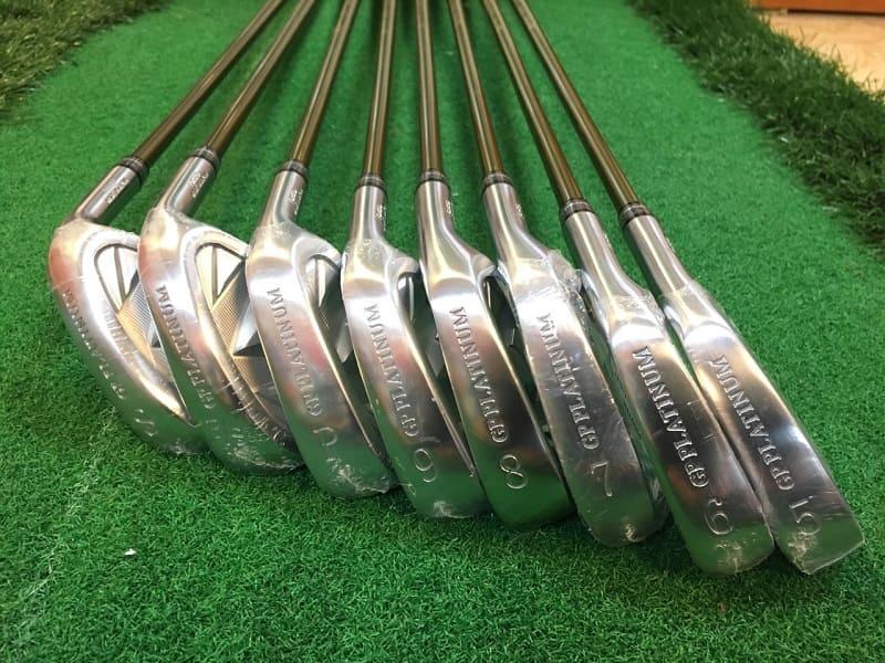 Grand Prix - Một trong các thương hiệu gậy golf Nhật Bản nổi tiếng về thiết kế