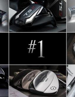 Titleist cũng là một trong các thương hiệu golf nổi tiếng nhất mà nhiều golfer yêu thích