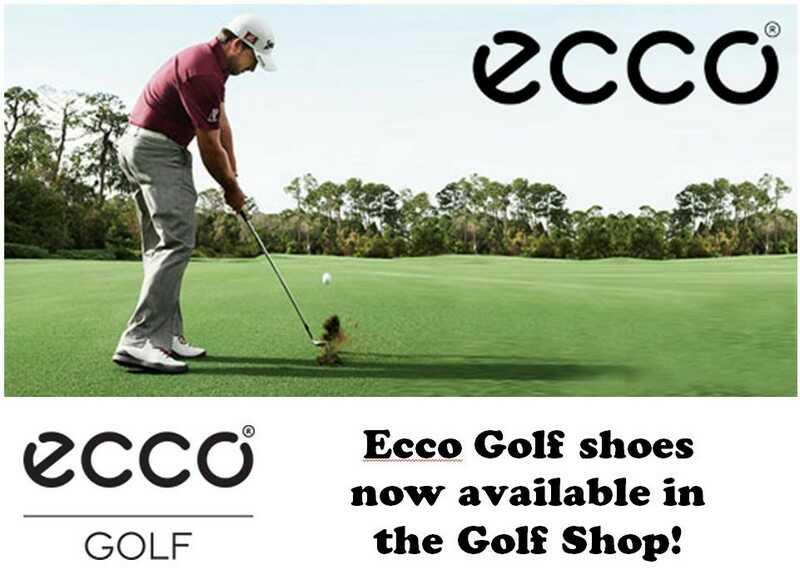 ECCO là sự lựa chọn số 1 của nhiều golfer