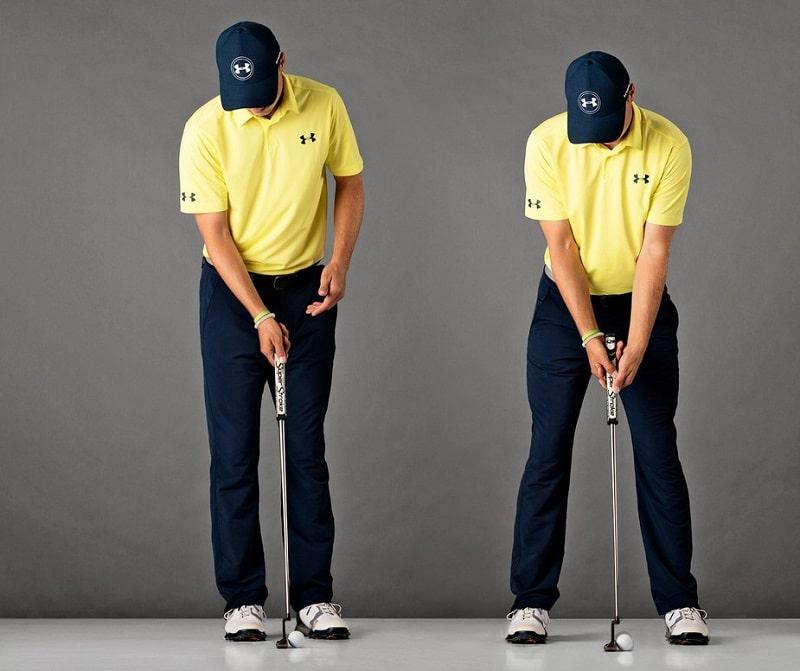 Để có cách cầm gậy chuẩn, golfer có thể thực hiện theo những lời khuyên của chuyên gia