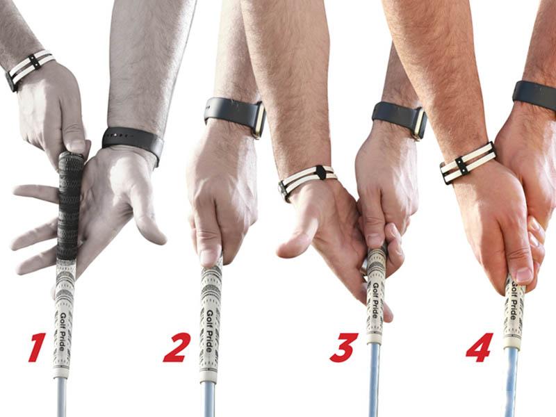 Các bước cầm gậy golf chuẩn theo hướng dẫn của chuyên gia
