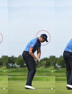 Tư thế vung gậy quyết định phần lớn kết quả cú đánh khi sử dụng gậy golf số 7