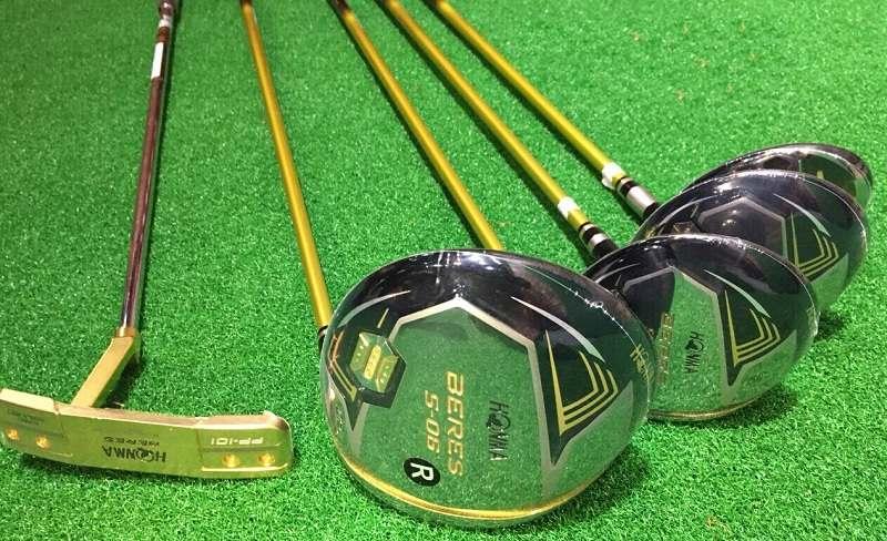 Các golfer có thể cân nhắc việc bổ sung 1 - 2 gậy cao cấp cho bộ fullset thêm sang trọng, đẳng cấp hơn