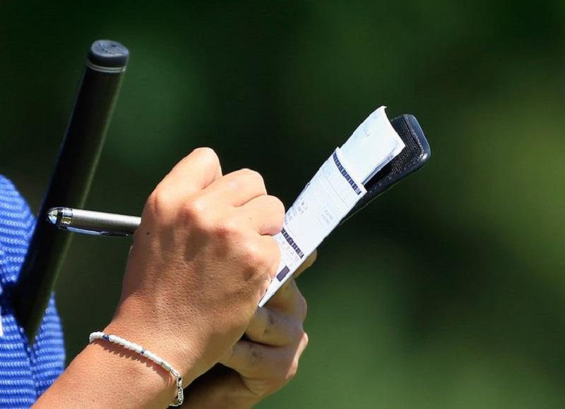 Dựa vào Handicap có thể đánh giá trình độ các golfer