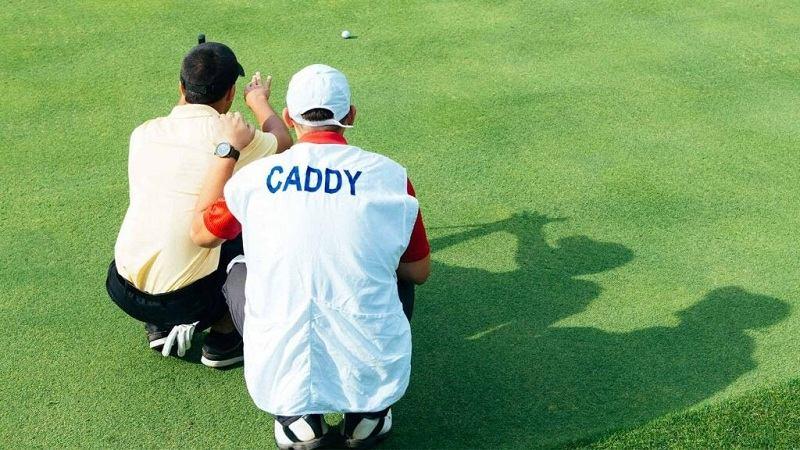 Caddy golf đòi hỏi sức khỏe và nhiều kỹ năng khác