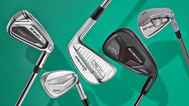 Có khá nhiều các dạng đầu gậy golf khác nhau cho golfer lựa chọn