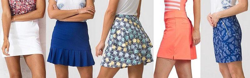 Lựa chọn váy golf đẹp là điều mà các nữ golfer quan tâm