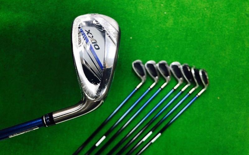 Golf MP1100 cuốn hút các golfer ngay từ cái nhìn đầu tiên