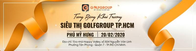 Golfgroup - Tập đoàn số 1 về golf tại Việt Nam