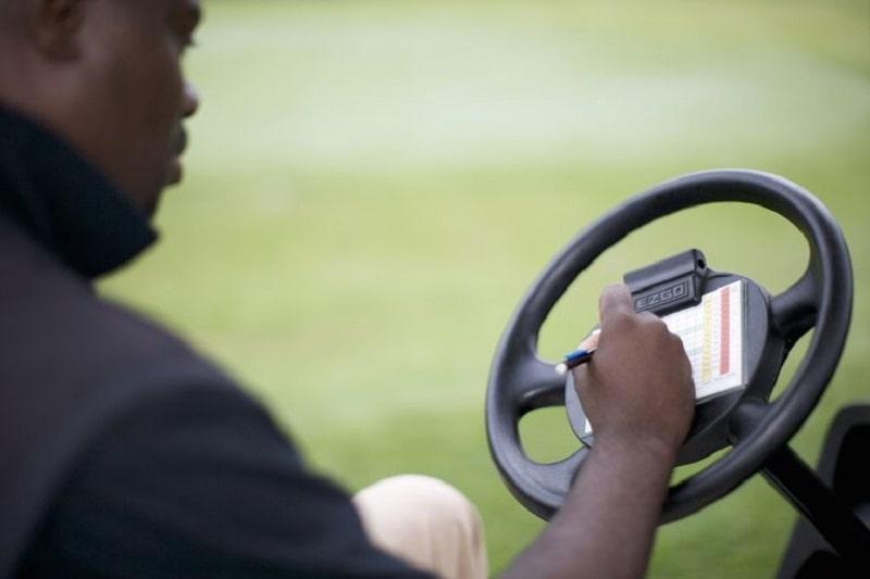 Callaway golf hệ thống tính điểm thường dùng ở các sân