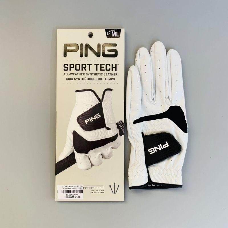 Mẫu sản phẩm găng tay Golf nam của thương hiệu Ping