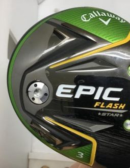 Gậy fairway 3 Callaway Epic Flash Star cũ