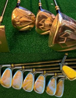 Bộ gậy golf Grand Prix 1 Minute Gold