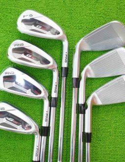 Gậy golf cán sắt phù hợp với ai? Mẫu gậy nào đáng mua nhất?