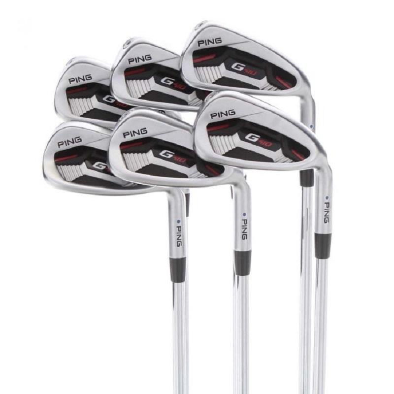 Bộ gậy golf cán sắt Ping G410 Steel được sản xuất trên dây chuyền tiên tiến