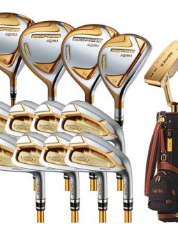 Gậy golf cao cấp Honma 4-5 sao phù hợp làm quà biếu tặng quan chức cao cấp
