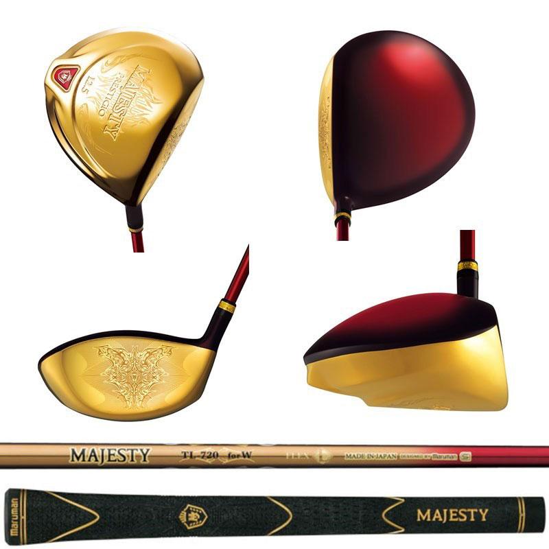 Gậy golf cao cấp Majesty Prestigo 9 sở hữu ngoại hình bắt mắt